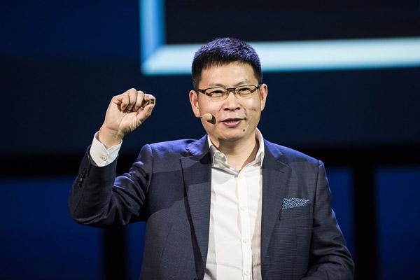 Huawei Kirin 970 chipset announcement