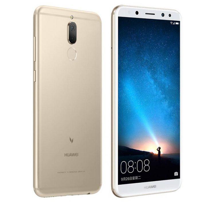 Huawei Maimang 6 gold