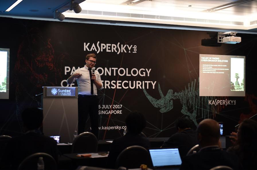 Kaspersky Lab BitScout