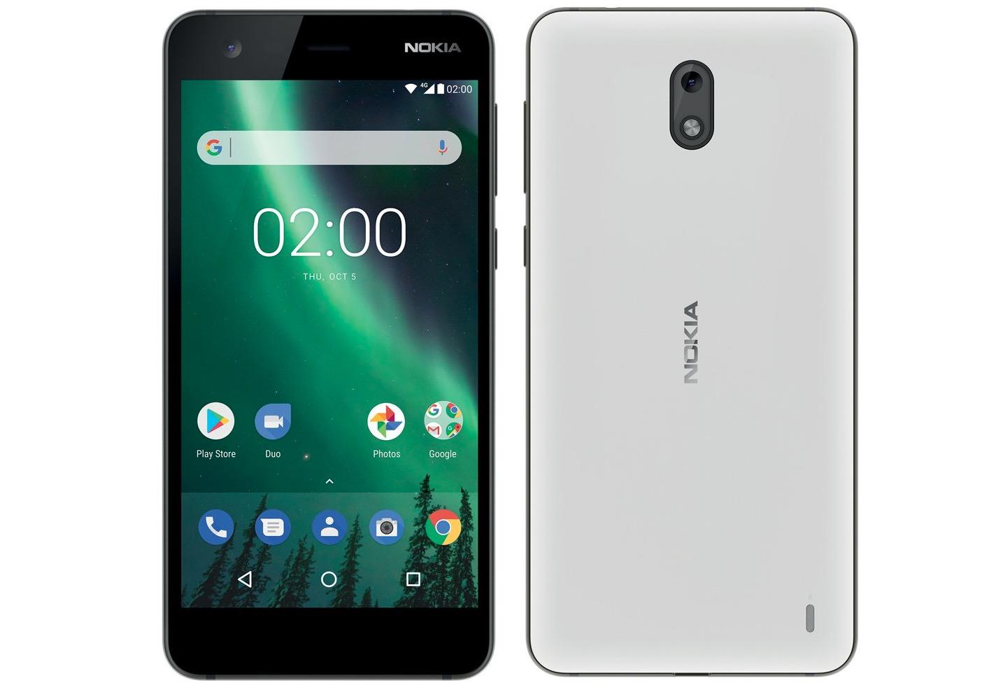 Nokia 2 leak