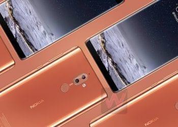 Nokia 9 hero render by Waqar Khan