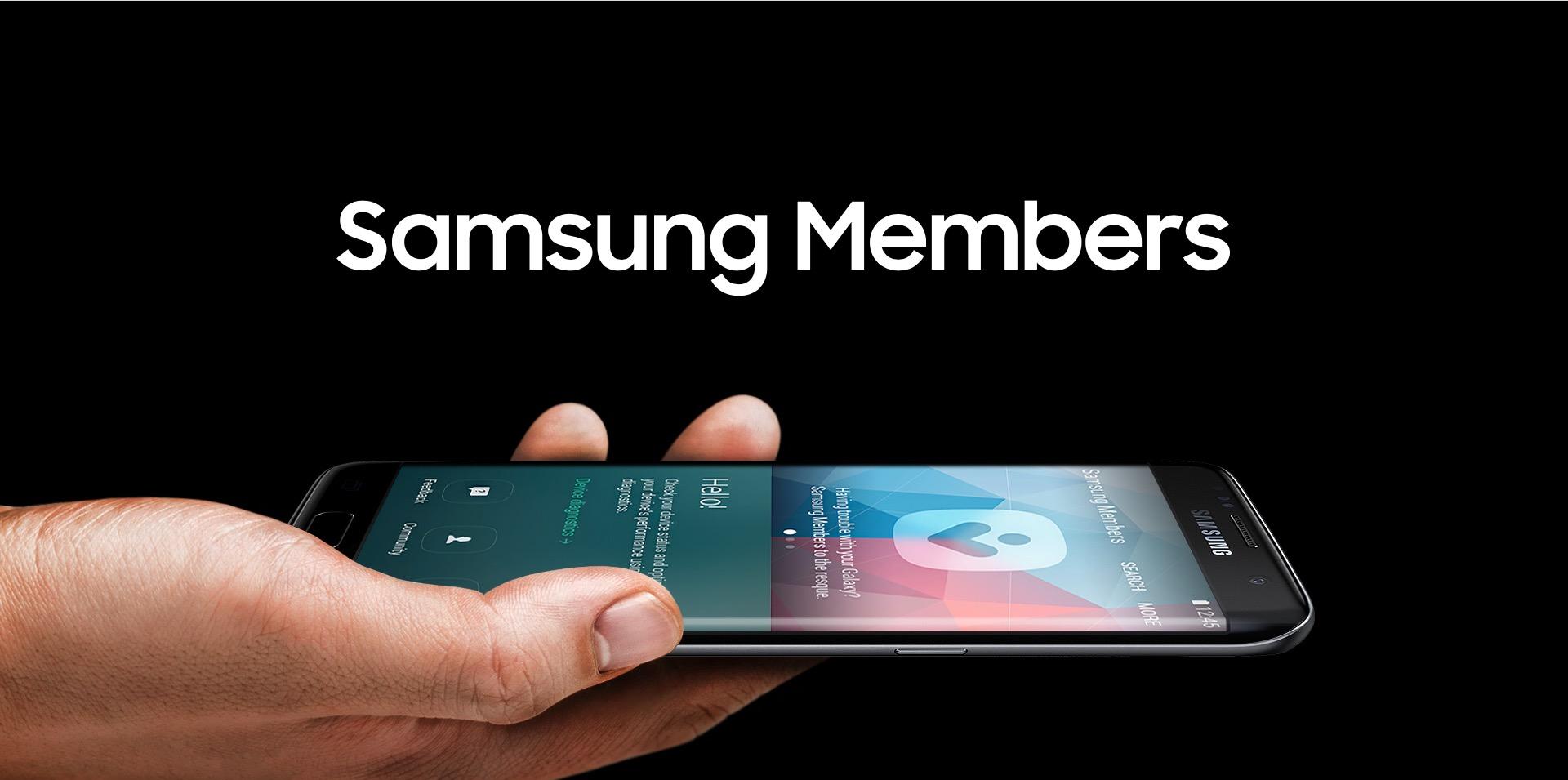 Samsung Members