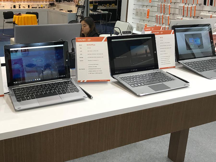 CHUWI at Consumer Electronics 2017