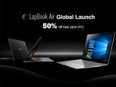 Chuwi LapBook Air Global Launch