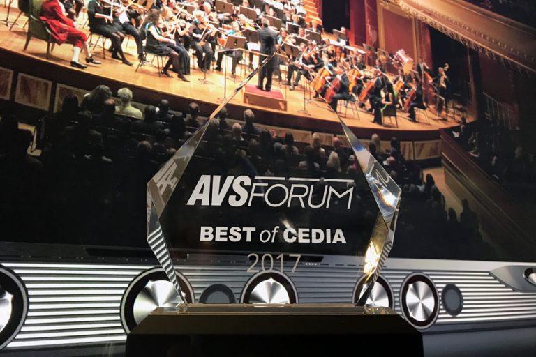 Creative X Fi Sonic Carrier AVS Forum Best of CEDIA 2017