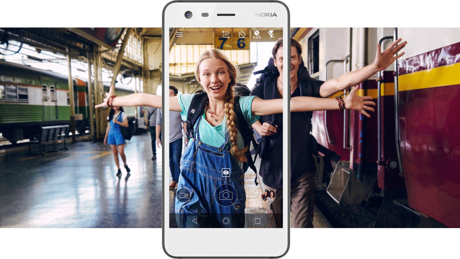 HMD Nokia 2 camera