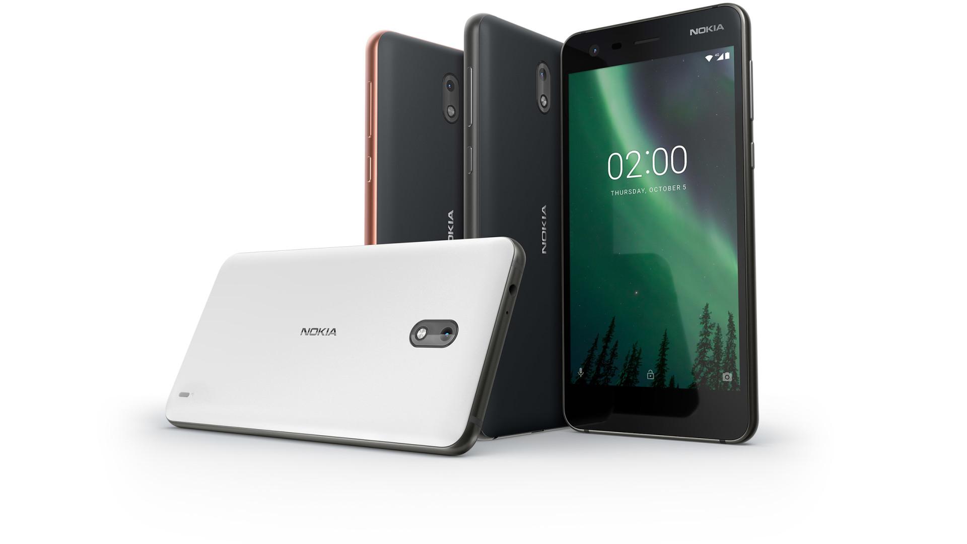 HMD Nokia 2 design