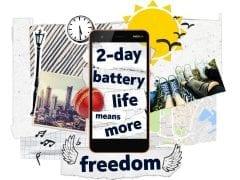 HMD Nokia 2 hero