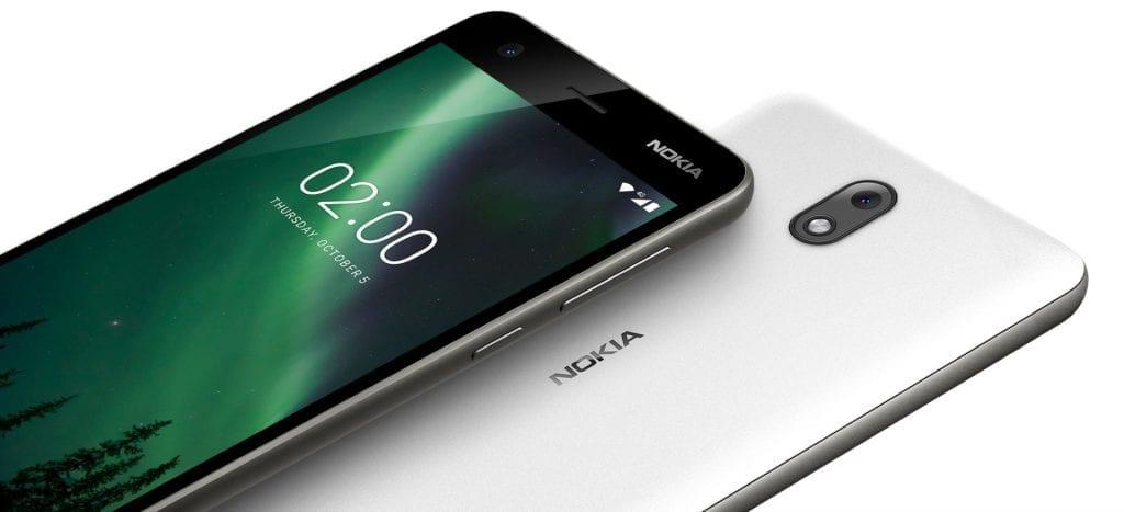 HMD Nokia 2 screen