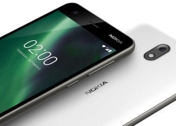 HMD Nokia 2 screen