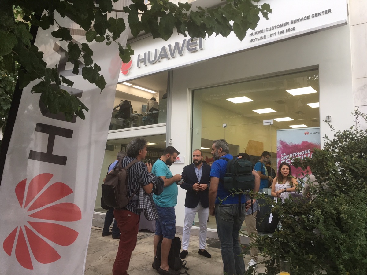 Huawei Customer Service Center in Athens Greece (2)