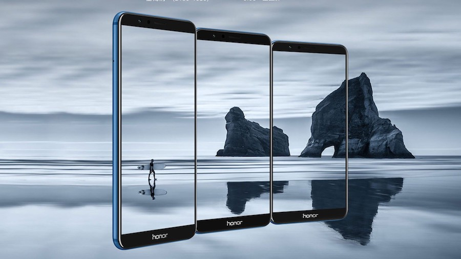 Huawei Honor 7X hero