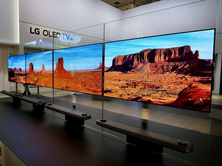 LG SIGNATURE TV W 01