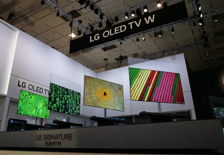 LG SIGNATURE TV W 02