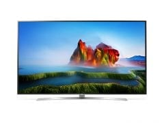 LG Super UHD Smart TV 4K 75SJ955V & 86SJ957V