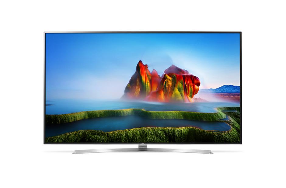 LG Super UHD Smart TV 4K 75SJ955V & 86SJ957V