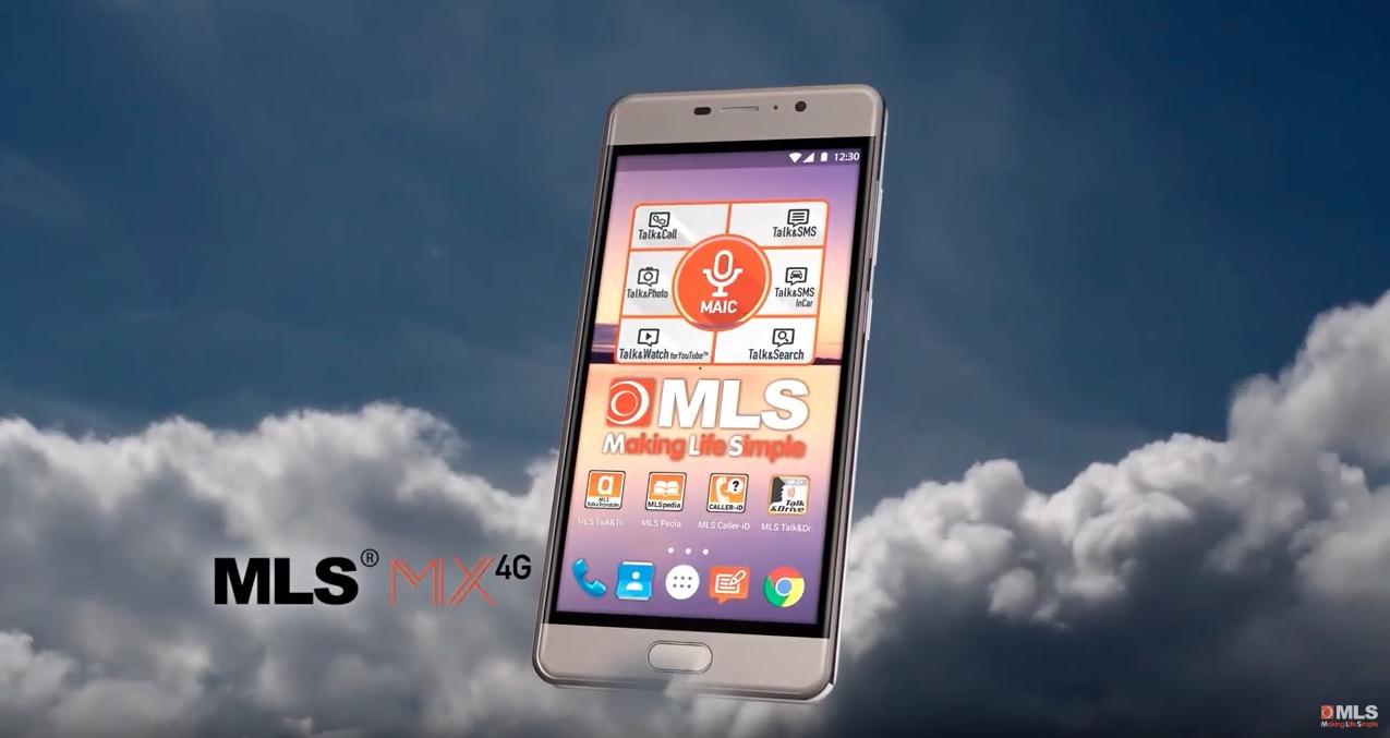 MLS MX 4G