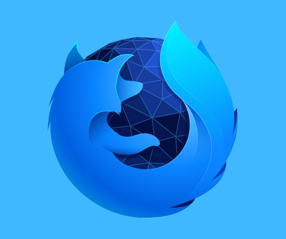 Mozilla Firefox Developer logo redesign 2017