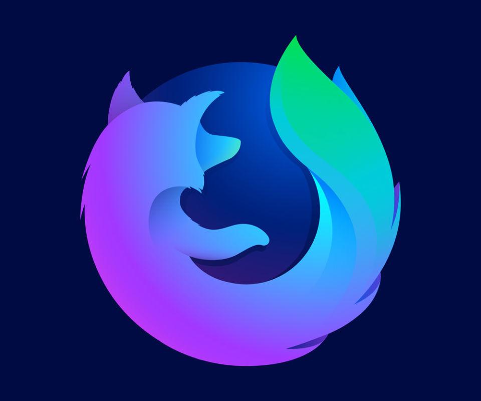 Mozilla Firefox Nightly logo redesign 2017