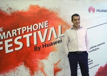 The Smartphone Festival by Huawei Public