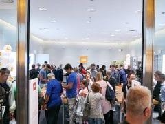 Xiaomi Mi Store opening