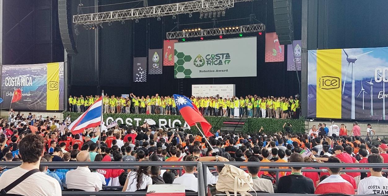 COSMOTE Ekpaideutiki Rompotiki Olimpiada Diakriseis Costa Rica 1