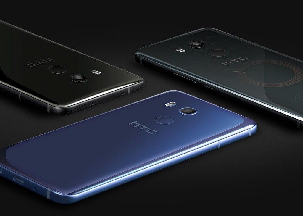 HTC U11+ back