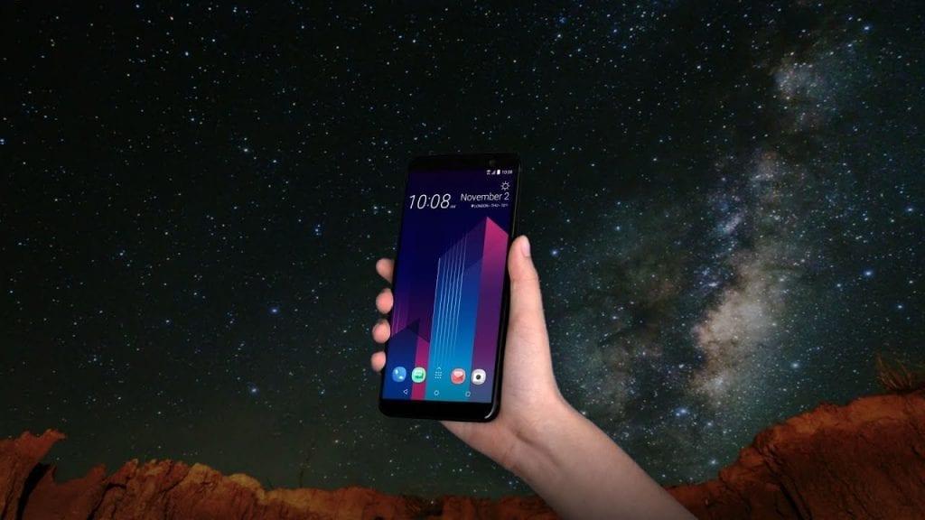 HTC U11+ hero
