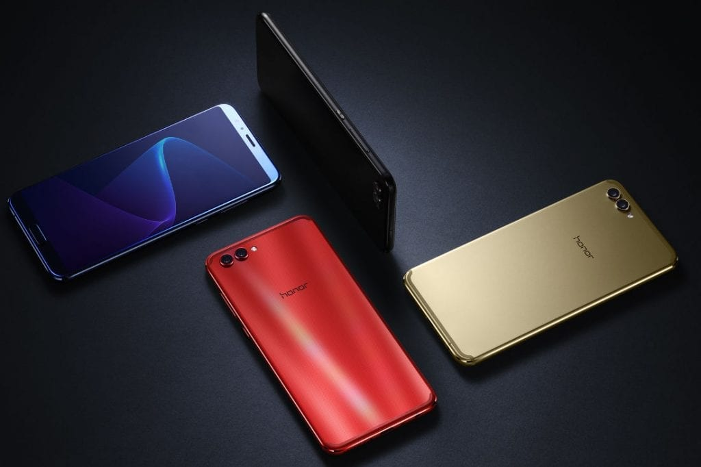 Huawei Honor V10 hero