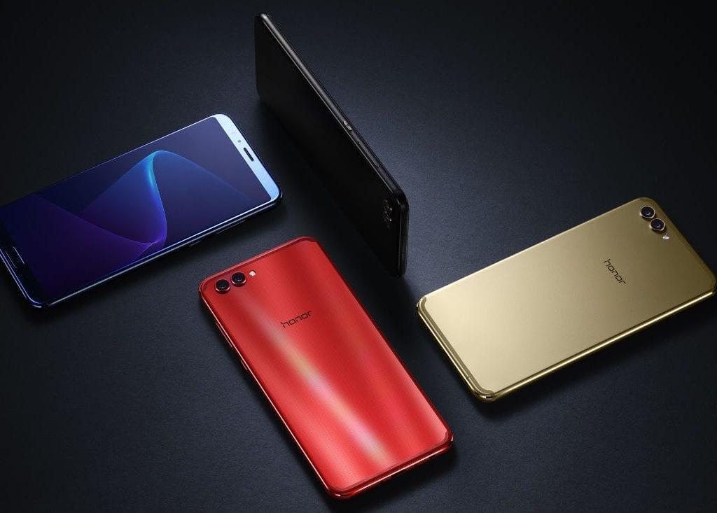 Huawei Honor V10 hero