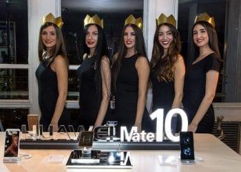 Huawei Mate 10 Pro Greek launch event 2