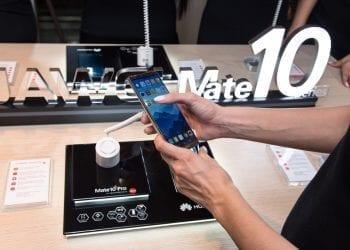 Huawei Mate 10 Pro Greek launch event 4