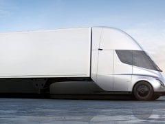 Tesla Semi hero