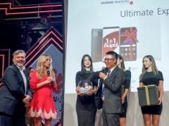 Huawei unbox party 4