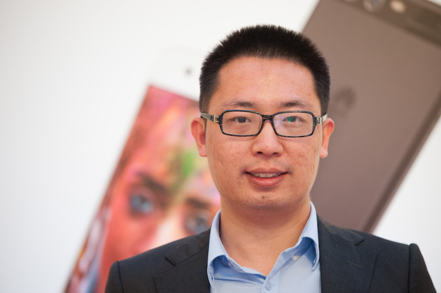 Lin Bing, Country Manager, Terminals Huawei Greece