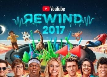 YouTube Rewind 2017