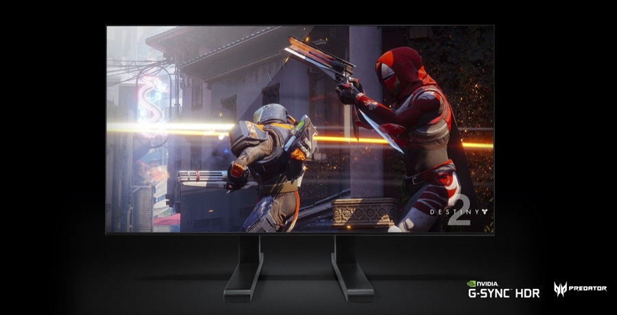 Acer Predator Big Format Gaming Display