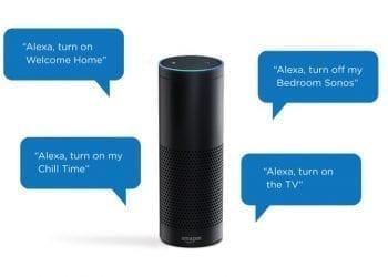 Amazon Alexa on Echo