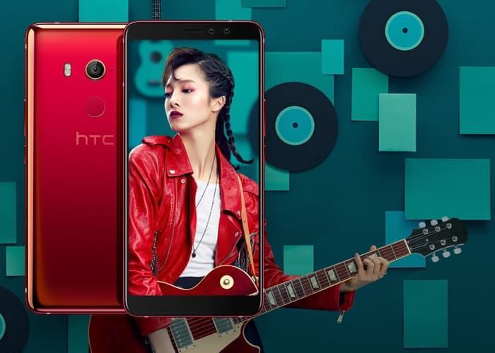 HTC U11 EYEs hero
