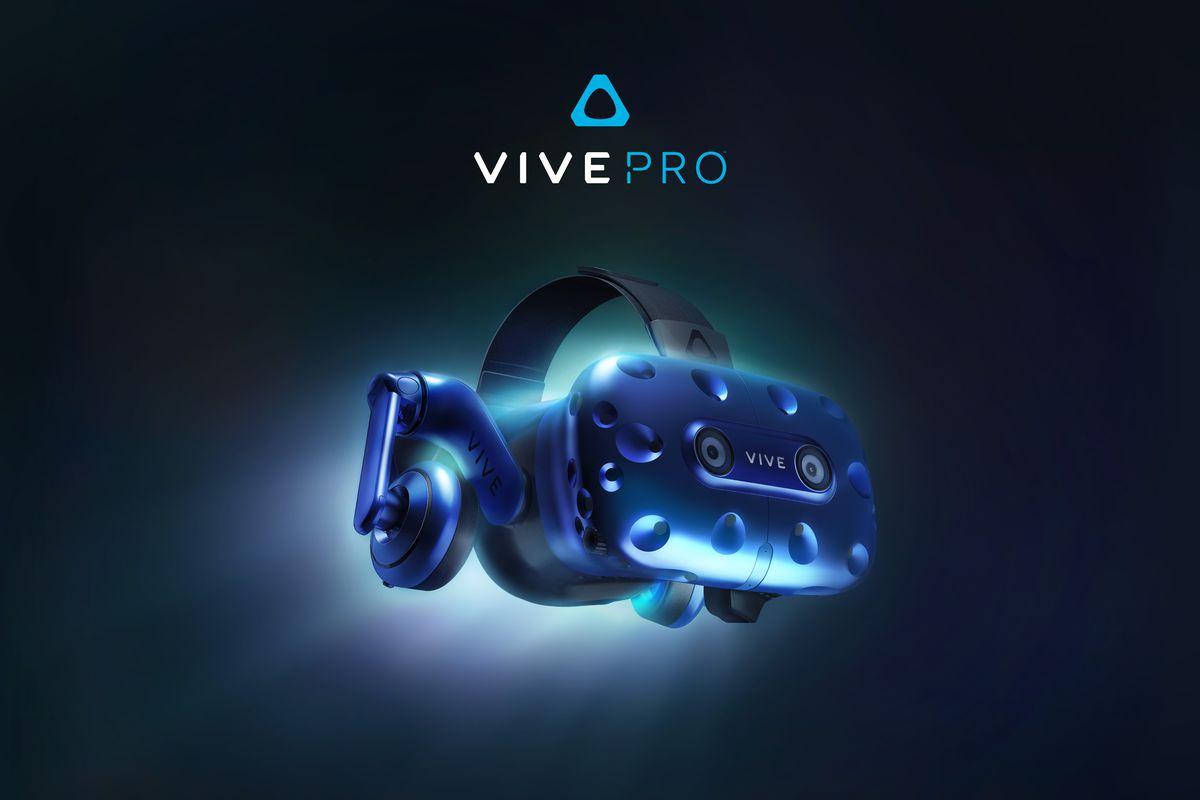 HTC Vive Pro hero