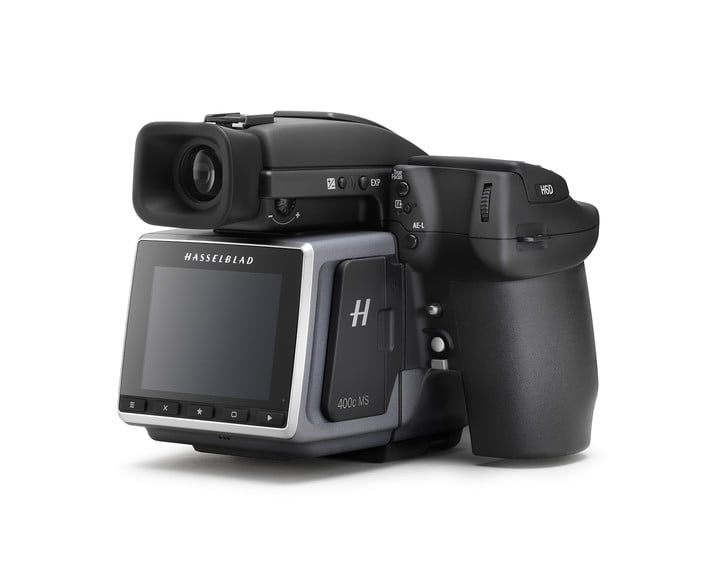 Hasselblad H6D 400c MS back