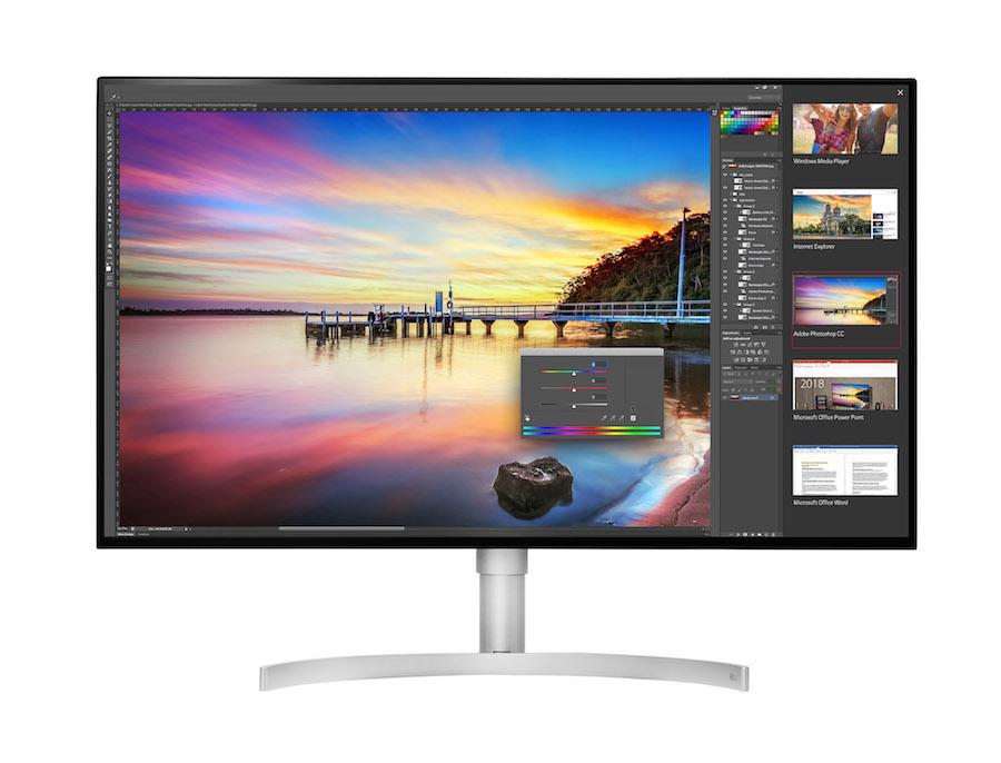 LG 32UK950 32 inch UHD 4K monitor
