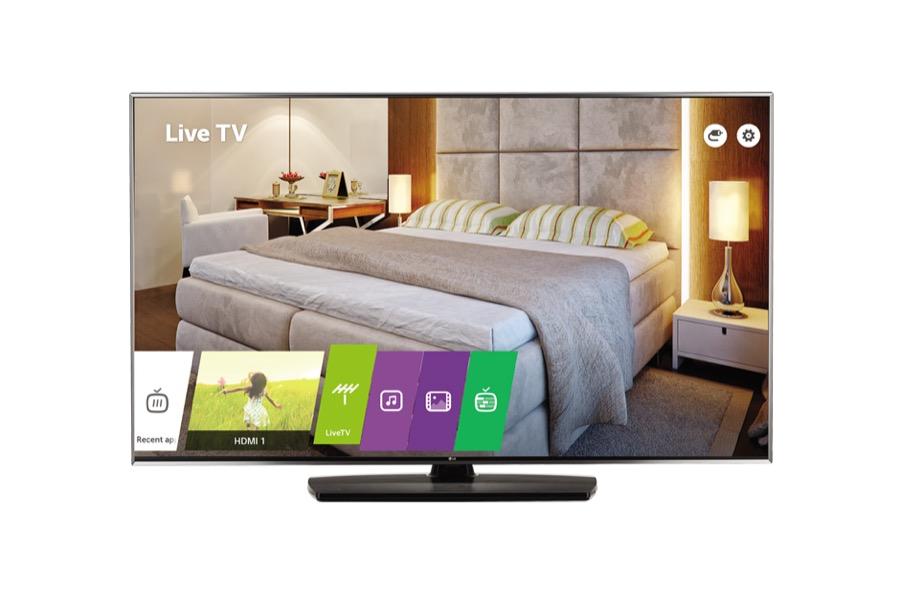 LG New ProCentric Smart 4K Hotel TV