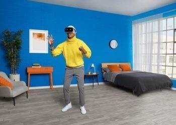 Lenovo Mirage Solo VR headset hero