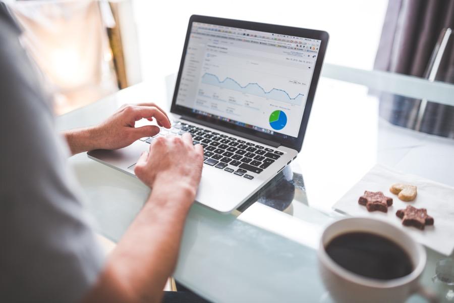 Marketing Google Analytics Apple MacBook Pro laptop