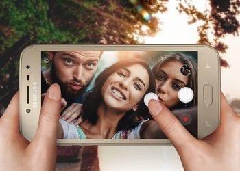 Samsung Galaxy J2 Pro (2018) camera