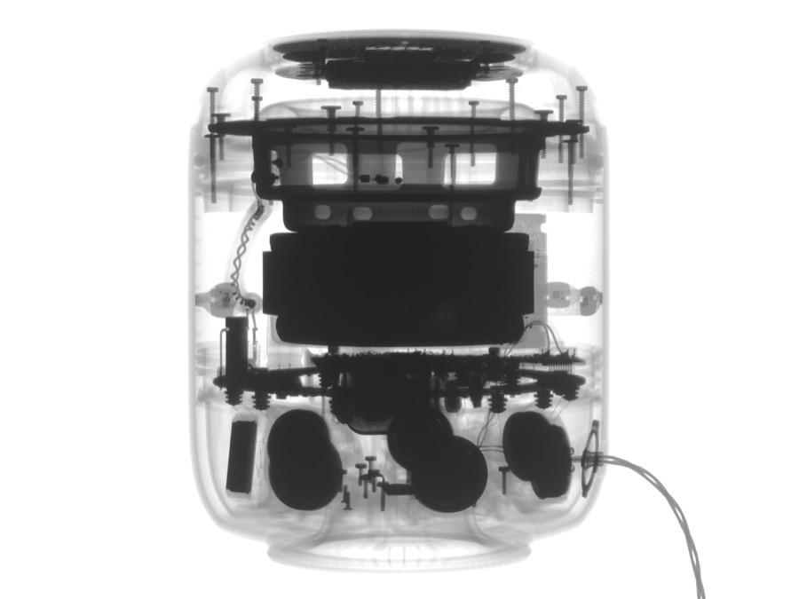 Apple HomePod Xray