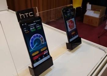 HTC U12 5G event leak
