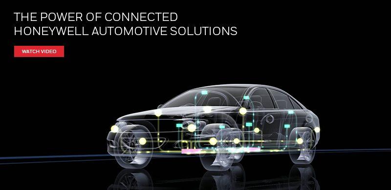 LG Honeywell Automotive Solution