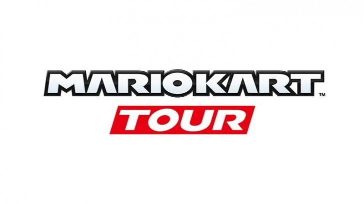 Nintendo Mario Kart Tour logo